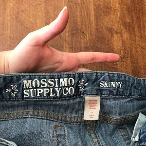 Mossimo Supply Co. Jeans - •Mossimo• Skinny Jeans
